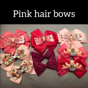 Hair bows $10 each set for Sale in Bakersfield, CA