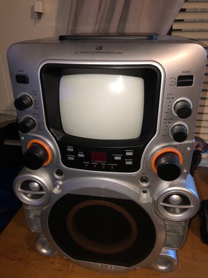 Karaoke/Cd player unit for Sale in Fairfield, CA