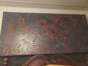 Gamecock canvas 8 foot ×4 foot for Sale in Columbia, SC
