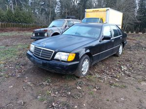 Mercedes Benz, W140, 350D for parts for Sale in Arlington, WA