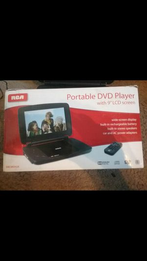 RCA portable DVD player for Sale in Phoenix, AZ