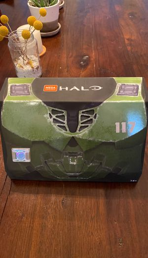 2020 SDCC MEGA CONSTRUX HALO MASTER CHIEF MICRO FIGURE SET for Sale in Los Angeles, CA