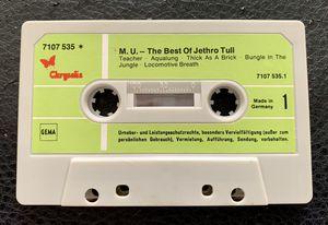 The Best of Jethro Tull Music Cassette for Sale in Orlando, FL