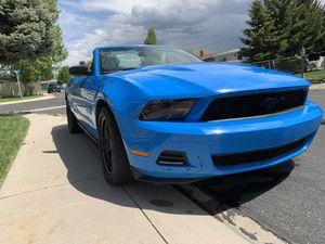2010 Ford Mustang for Sale in Salt Lake City, UT