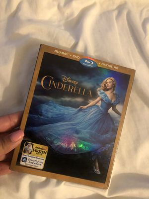 New Cinderella Blu Ray for Sale in La Puente, CA