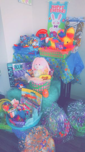 Easter Baskets for Sale in Aurora, CO