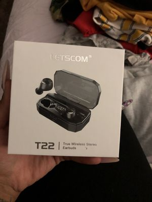 LETSCOM Earbuds for Sale in Gaithersburg, MD