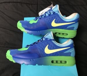 Nike Air Max Zero DB Doernbecher mens size 8 or 10.5 running shoes NEW DS! for Sale in San Diego, CA
