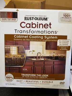 Rust-Oleum cabinet transformations for Sale in Virginia Beach, VA