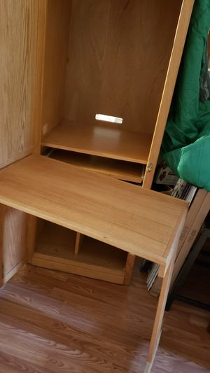 Hidden desk for Sale in Puyallup, WA