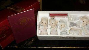 Precious moments nativity set for Sale in Fresno, CA