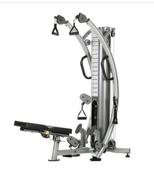 TUFF STUFF SIX-PAK FUNCTIONAL TRAINER / CABLE MACHINE (SPT-6X) for Sale in Wesley Chapel, FL