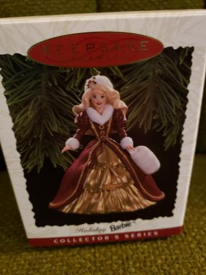 Hallmark Holiday Barbie ornaments for Sale in Houston, TX