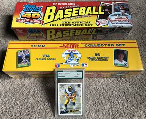 Baseball Cards!! for Sale in Arnold, MD
