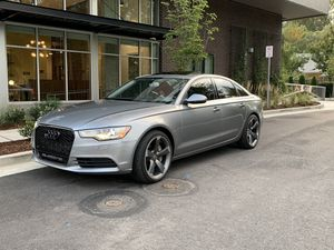 Audi A6 2012 for Sale in Issaquah, WA