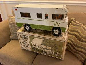 Vintage tonka Winnebago camper with box for Sale in Dover, PA