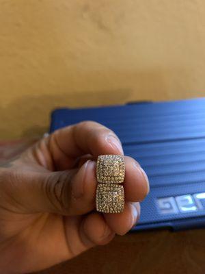 Diamond earrings for Sale in Bartow, FL
