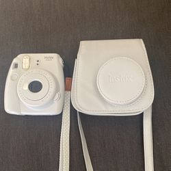 Grey Instax Mini 9 With Case for Sale in Oregon City,  OR