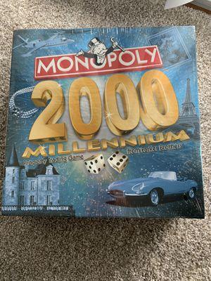 Unopened Monopoly Millennium for Sale in Virginia Beach, VA