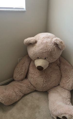Giant Teddy Bear for Sale in West Palm Beach, FL