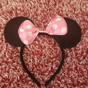 Girl's Minnie Mouse Headband for Sale in Madison Heights, VA