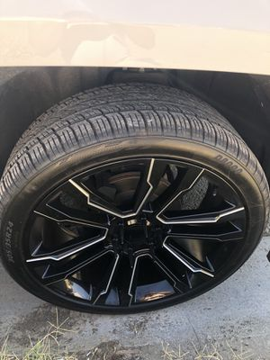 24's rims for Sale in Palmdale, CA