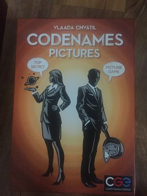 Codenames Pictures Code Names board game! for Sale in Camas, WA