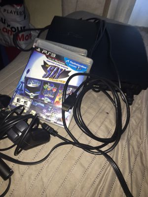 PS3 and 3 games for Sale in Boston, MA