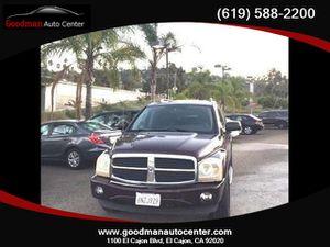 2004 Dodge Durango for Sale in El Cajon, CA