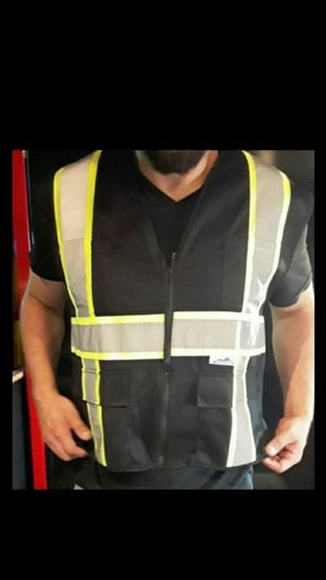 SAFETY True Crest enhanced visibility vest ..low ballers will be ignored for Sale in Fontana, CA