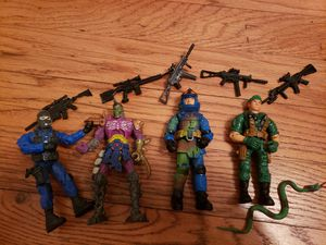 Battle toy soldiers for Sale in Fresno, CA