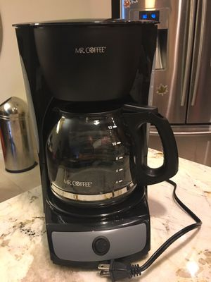 Mr Coffee 12 Cup Coffee Maker for Sale in Fort Lauderdale, FL