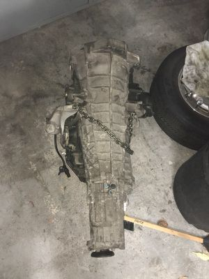 2000-2003 Audi A8 A8L D2 Transmission fbf for parts or repair or rebuild for Sale in North Bergen, NJ