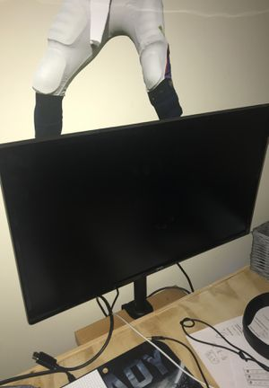 24 inch monitor for Sale in Shamong, NJ