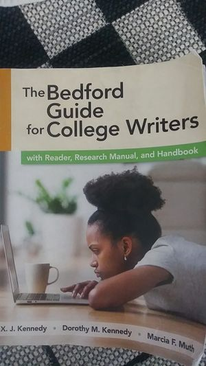 The Bedford Guide for College Writers 11th Edition for Sale in Covina, CA