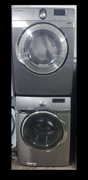 SAMSUNG WASHER AND DRYER SET for Sale in Miami, FL