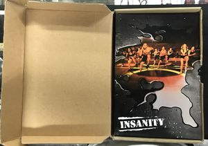 INSANITY Base Kit - DVD Workout negotiable! for Sale in Baltimore, MD