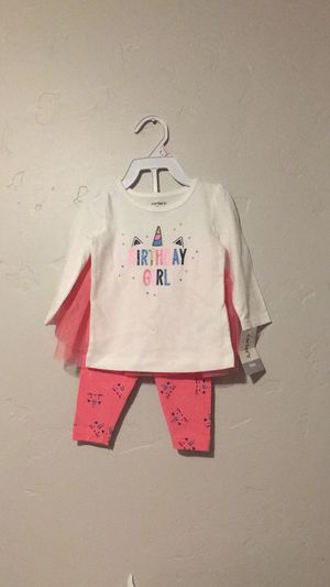 Baby girl two piece set for Sale in Kennewick, WA
