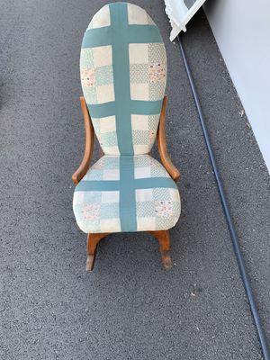 Antique rocking chair for Sale in Orange, CA
