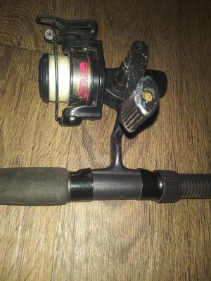 Snapshot fishing pole for Sale in Kent, WA