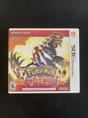 Pokémon Omega Ruby for Sale in Hampton, VA