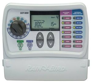 Rain Bird SST900I Simple to Set Indoor sprinkler Timer, 9-Zone for Sale in Livermore, CA