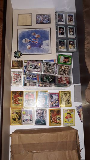 Various sports trading cards for Sale in Quincy, MA