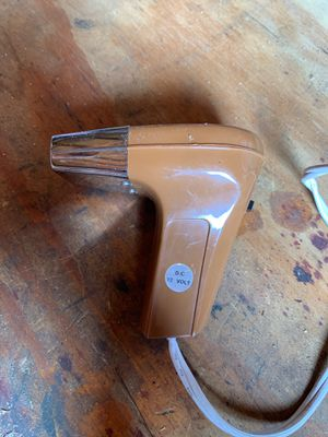12 volt hair dryer for your vehicle for Sale in South Amboy, NJ