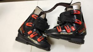 Salomon Men's Ski Boots Size 8.5 Great Boots for Sale in Savage, MN