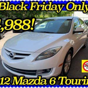 2012 Mazda Mazda6 for Sale in West Palm Beach, FL