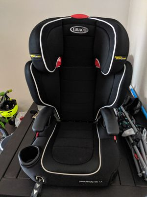 Graco turbo booster highback safety seat for Sale in Seminole, FL