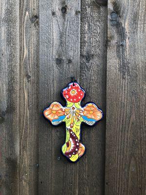 Talavera Cross Wall Decoration for Sale in Carrollton, TX