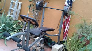 Work out bench for Sale in Doral, FL