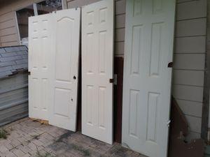 Inside doors to closet for Sale in San Antonio, TX